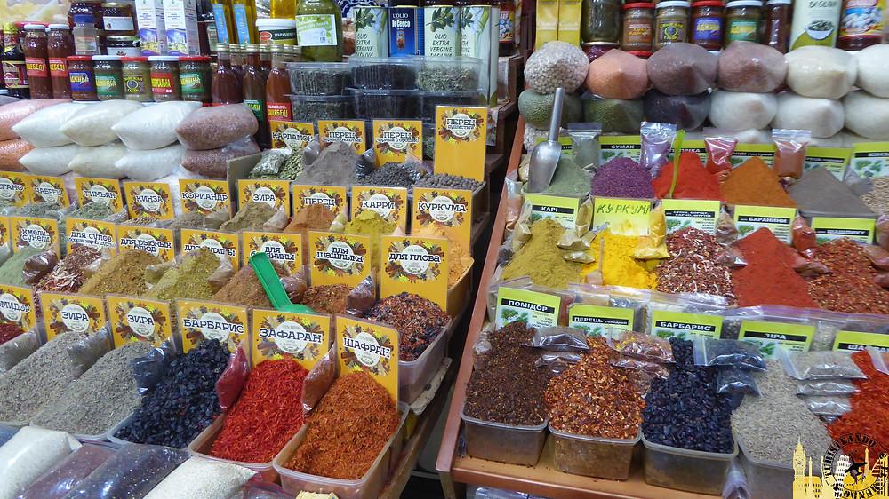 Mercado Bessarabsky, kiev (Ucrania)