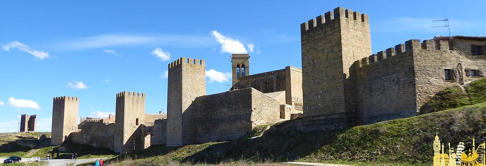 Cerco de Artajona (Navarra)
