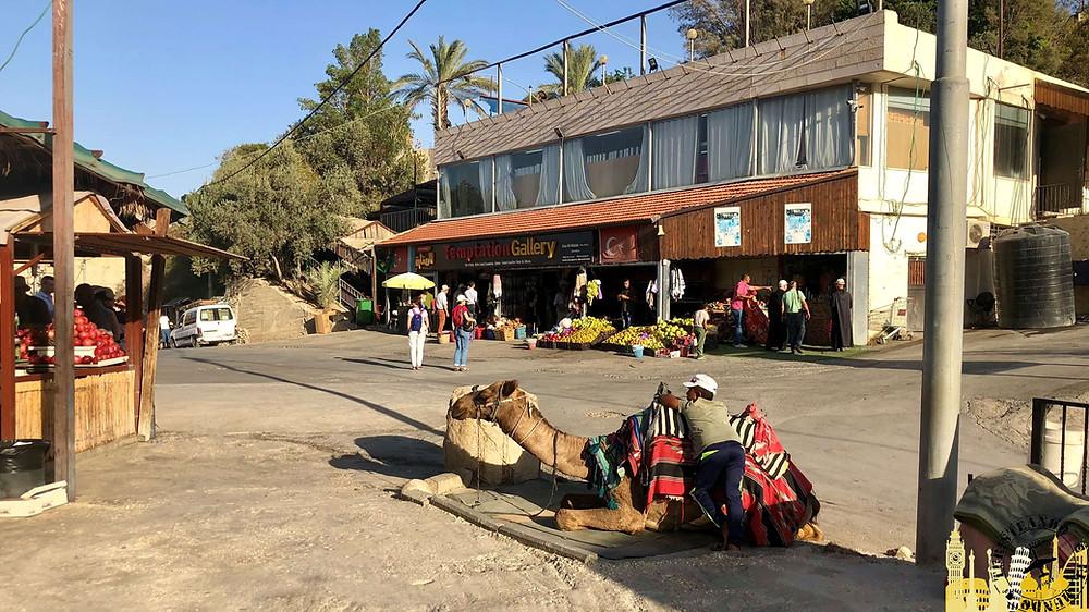 Jericó (Palestina). Bazar