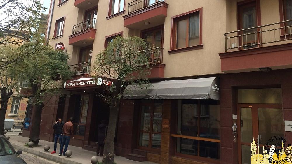 Hotel Sofía Place