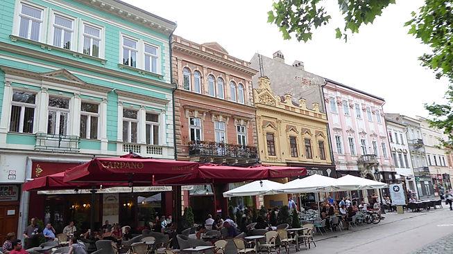 Viaje a Eslovaquia