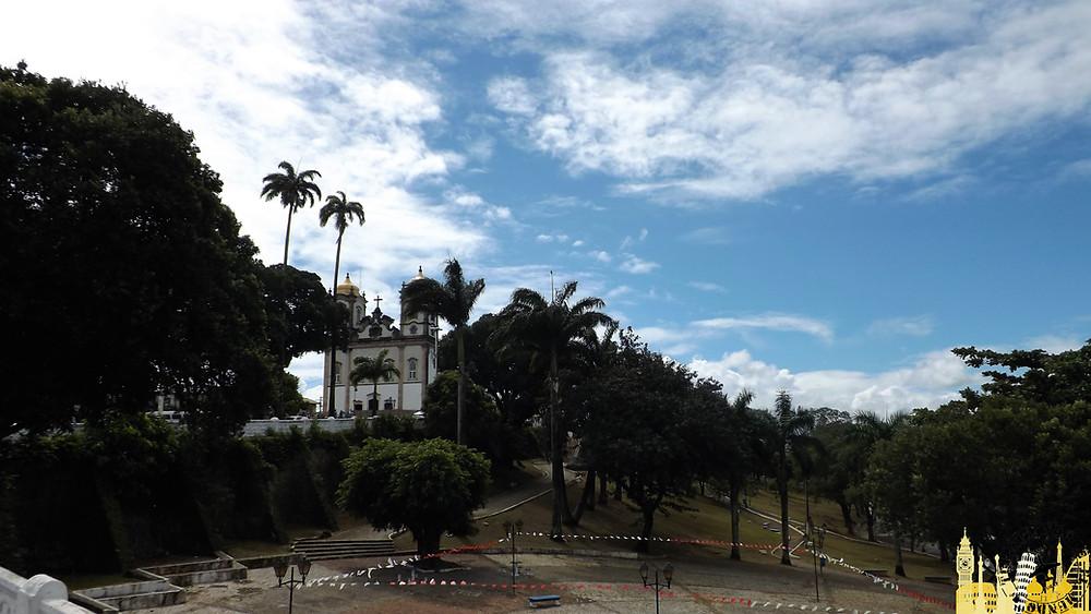 Iglesia de Bonfim. Salvador de Bahía (Brasil)