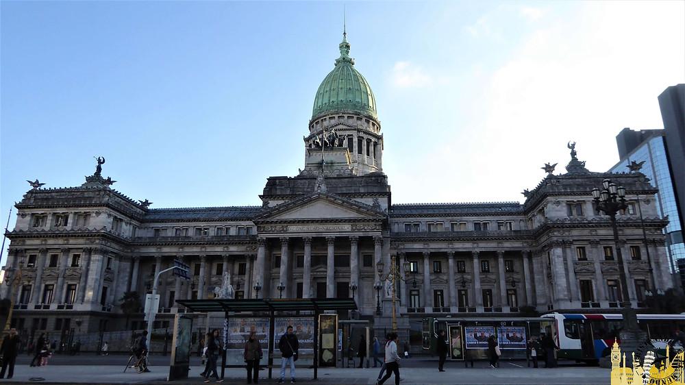 Congreso Nacional, Buenos Aires (Argentina)