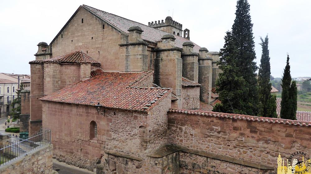 Iglesia de la Natividad, Mora de Rubileos (Teruel)