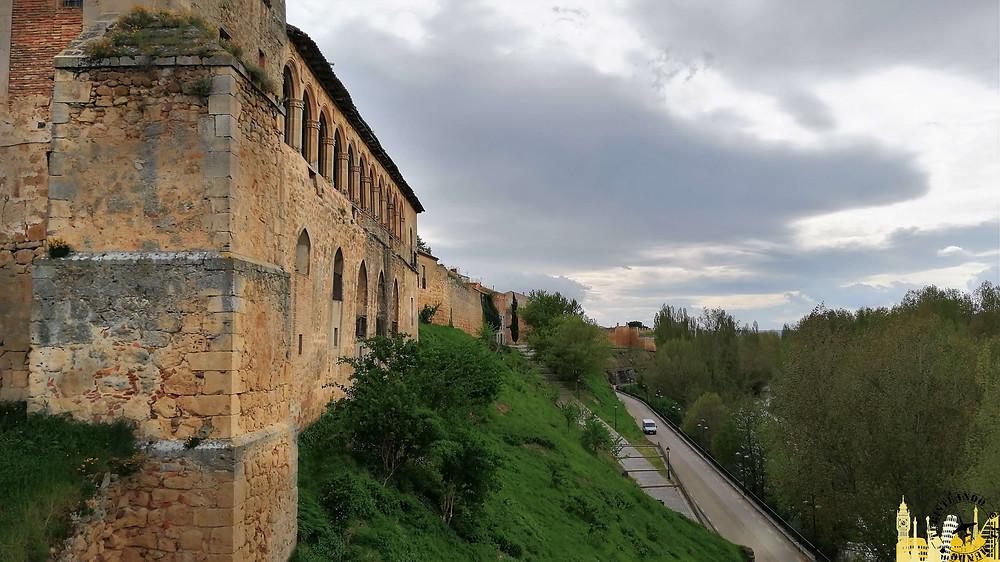 Ronda del río Duero en Almazán  (Soria). Castilla-León