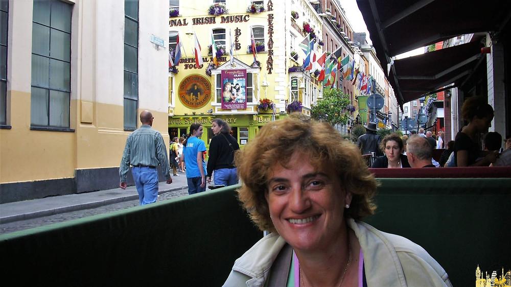Pub. Dublín (Irlanda)