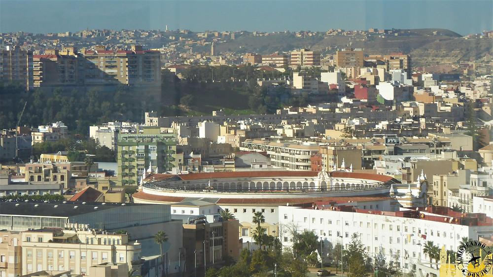 Melilla (España). Plaza de Toros