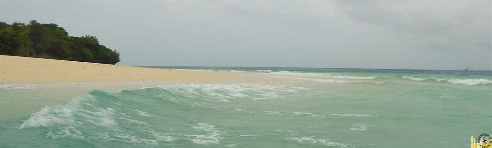 Playa Isla Prisión