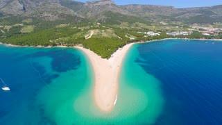 Playa Zlatni Rat (Croacia)