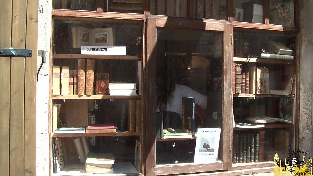 Montolieu (Francia). Villa del Libro