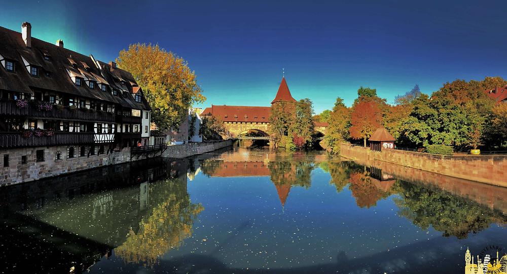 Nuremberg, Baviera (Alemania)