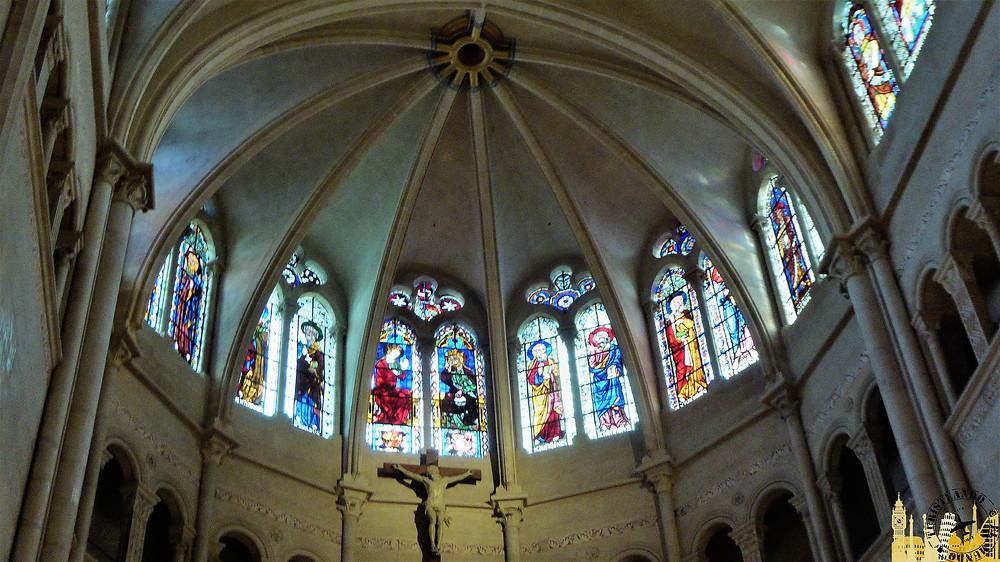 Catedral de Saint Jean. Lyon (Francia)
