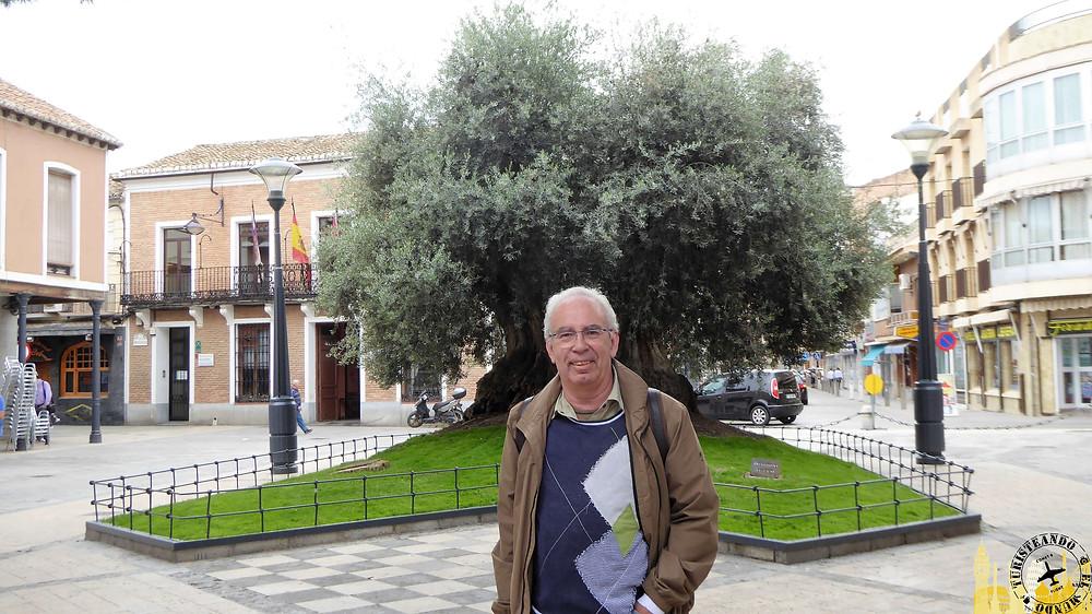 Plaza Mayor de Daimiel, Ciudad Real (España)