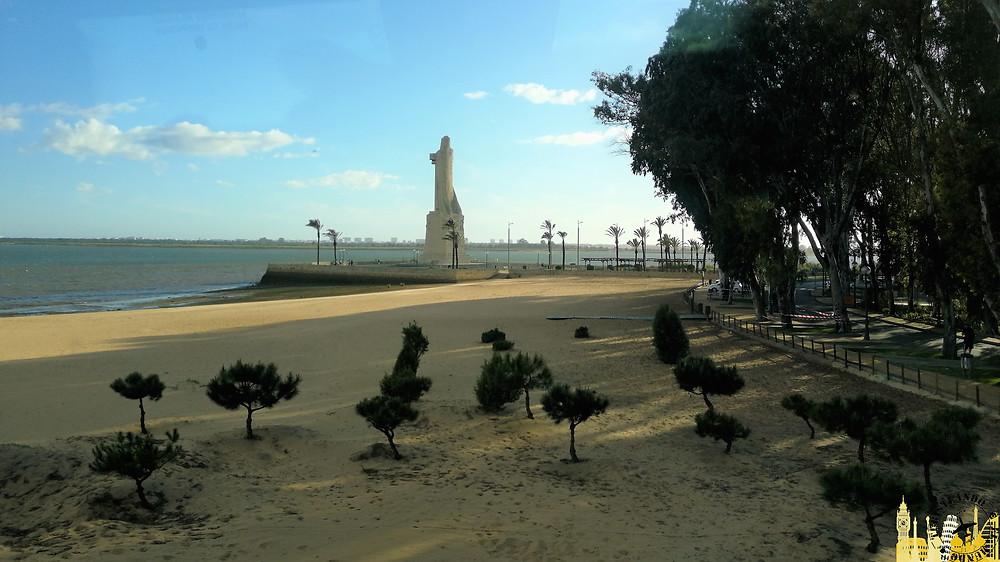 Monumento a la Fe Descubridora. Huelva (Andalucía). España