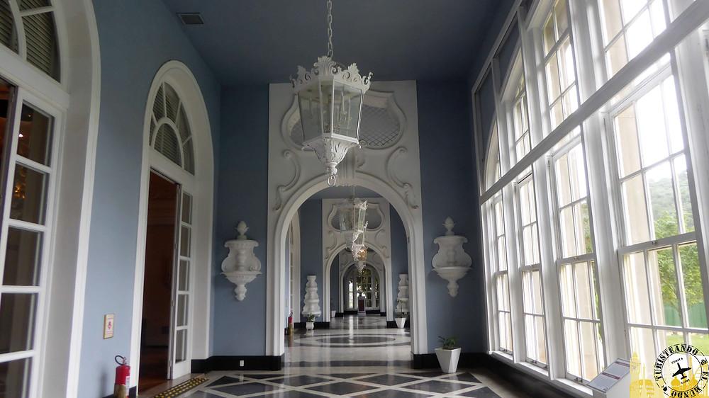Palacio Quitandinha, Petrópolis (Brasil)