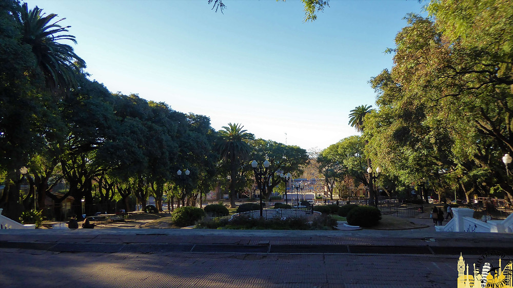 Parque municipal ciudad de San Isidro (Argentina)