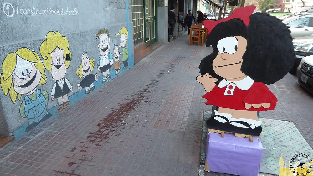 Mafalda, Buenos Aires (Argentina)