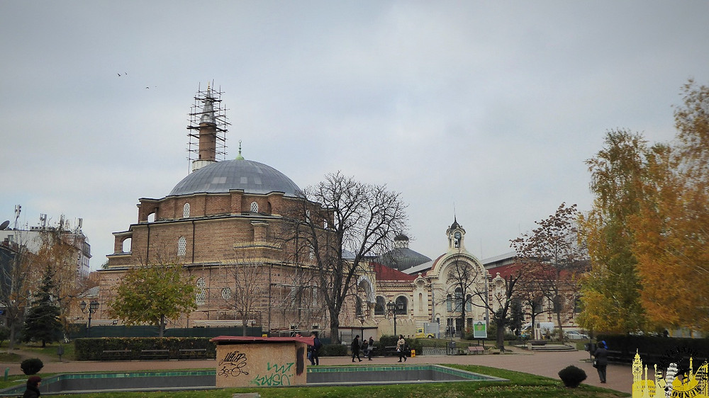 Mezquita Banya Bashi (Sofía-Bulgaria)