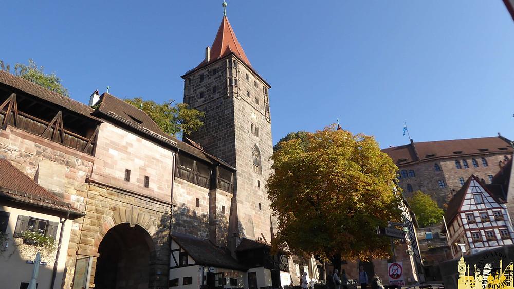 Nüremberg (Alemania). Castillo Imperial