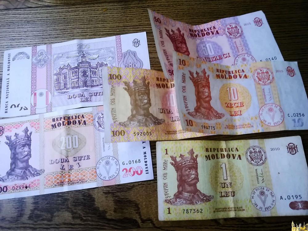 Moneda moldavia