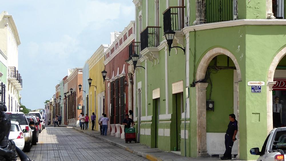 Campeche (Yucatán-México)