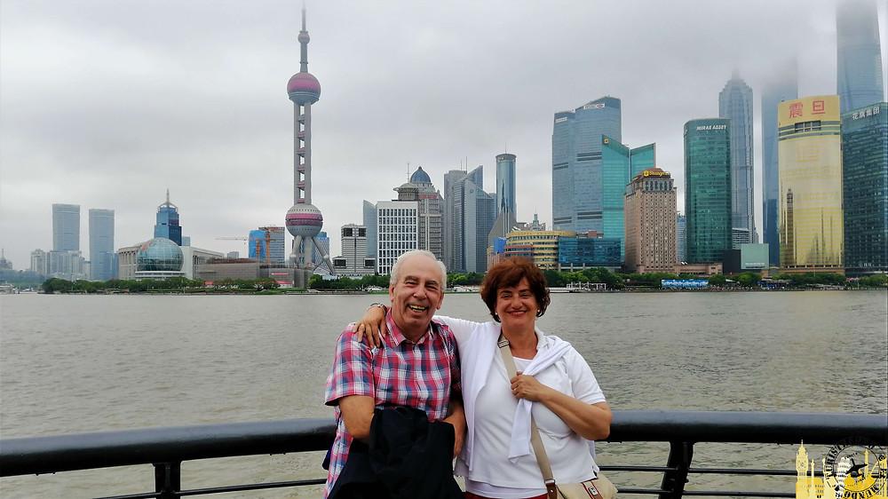 Pudong de Shanghai, China
