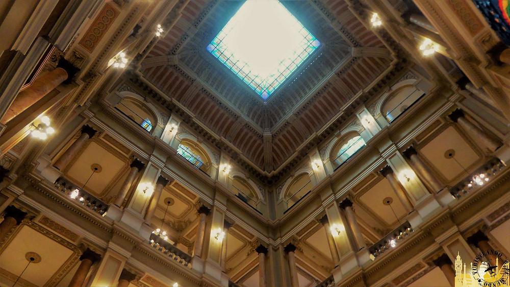 Biblioteca Nacional. Río de Janeiro (Brasil)