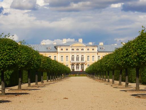 Ruta del Ámbar. Riga y el Palacio Rundale (Letonia). UNESCO