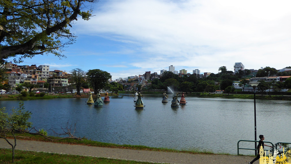 Dique del Tororó. Salvador de Bahía (Brasil)