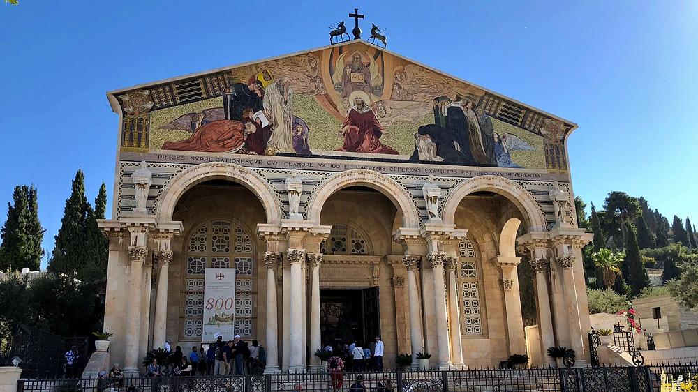 Jerusalén. Getsemaní
