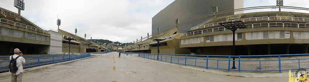 Sambódromo Río de Janeiro (Brasil)