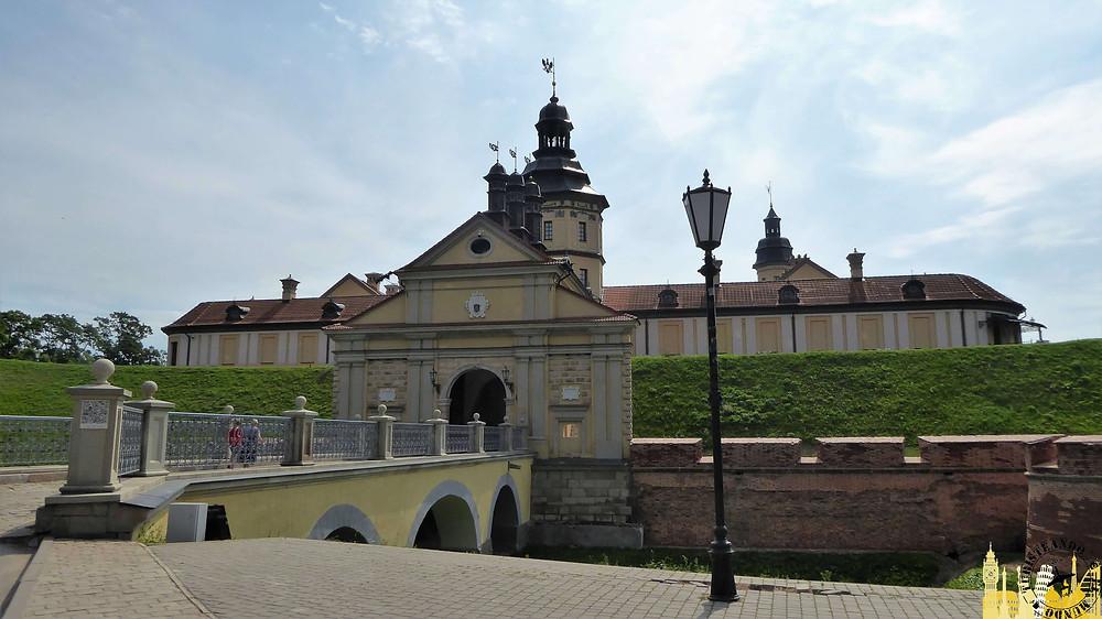 Castillo de Nesvizh, Bielorrusia