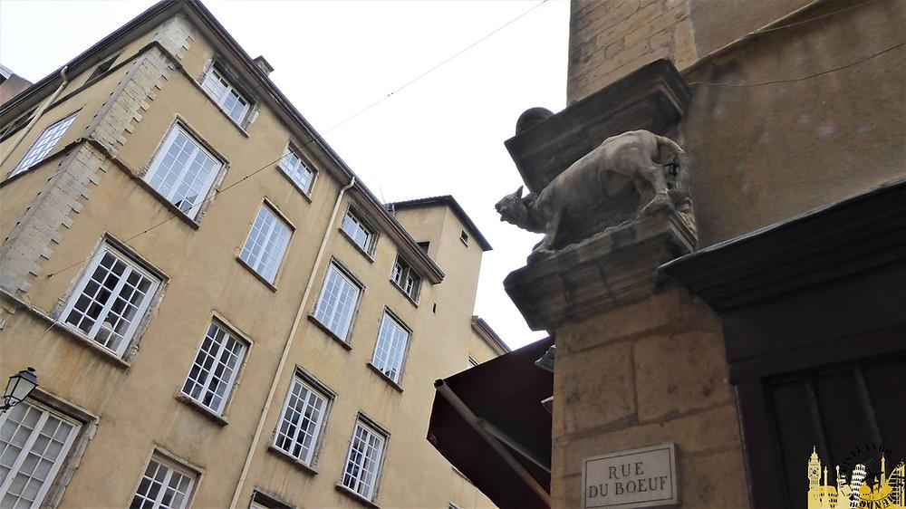 Viejo Lyon (Francia)
