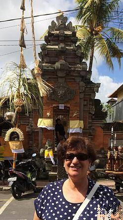 Templetes en Ubud