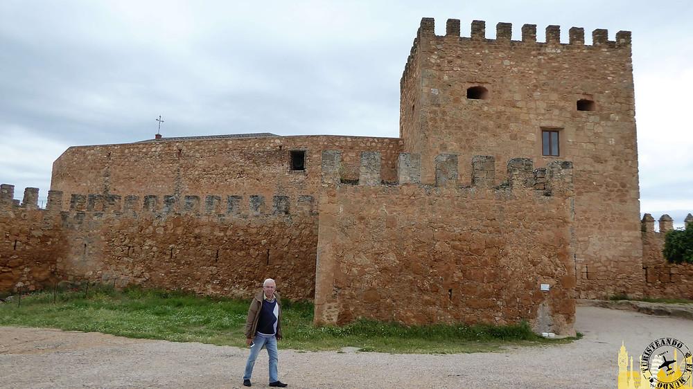 Castillo de Peñarroya. Castilla La Mancha