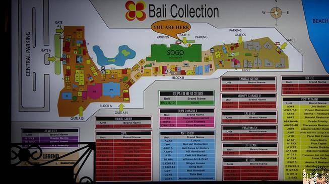 Centro Comercial Bali Collection