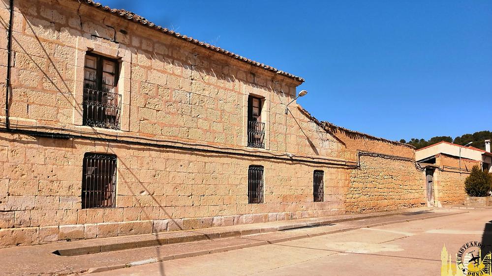 convento Dominicas en San Cebrián de Mazote, Valladolid