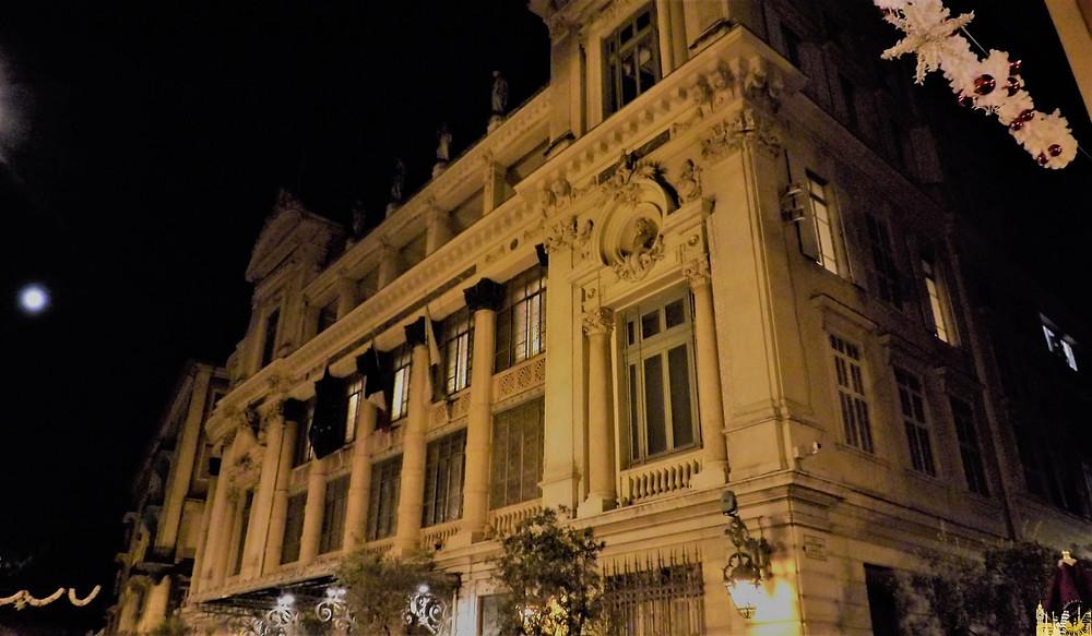 Opera de Niza (Francia)