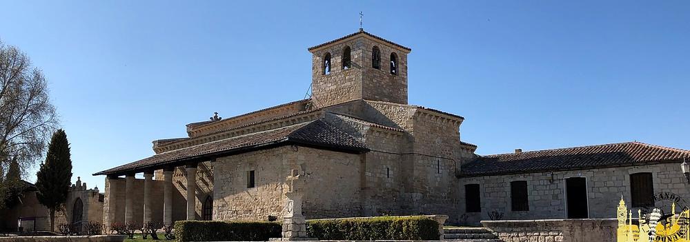 Iglesia de Santa María de la O en Wamba, Valladolid