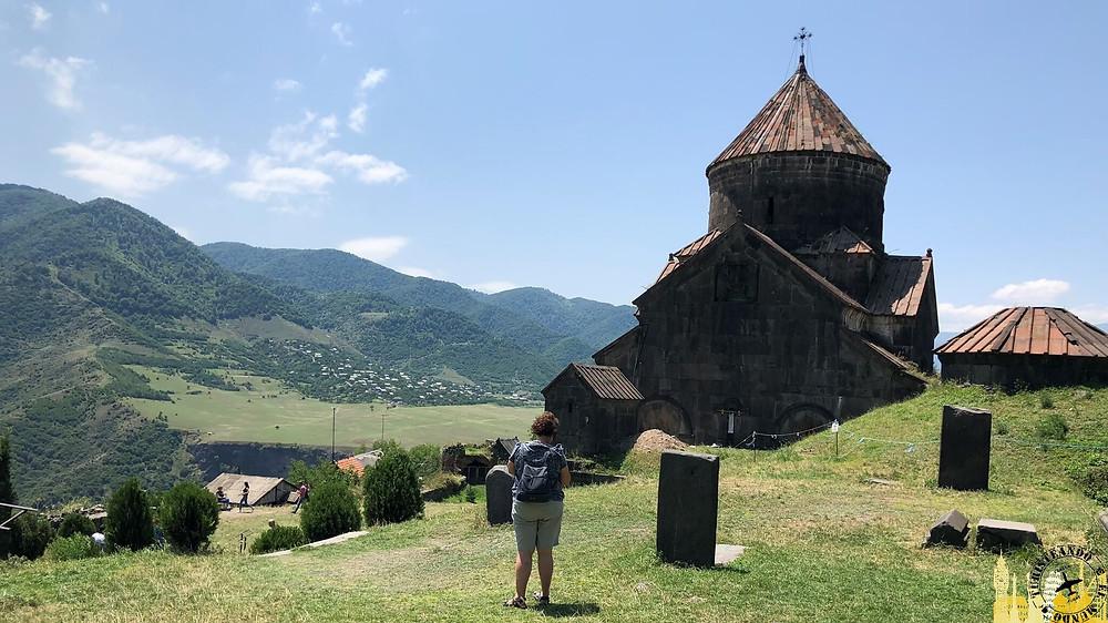 Monasterio Haghpat (Armenia)