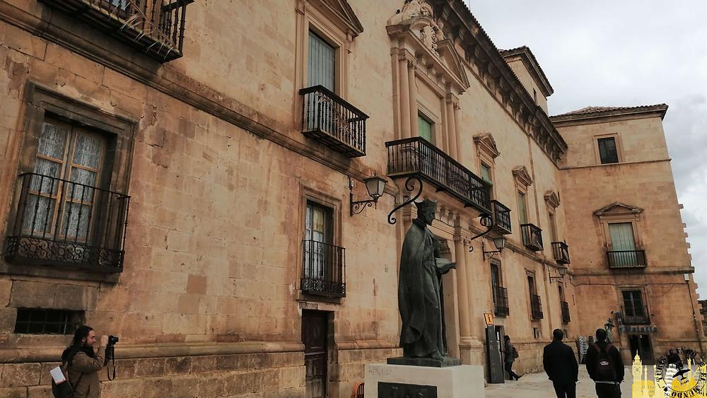 Centro recepción de visitantes en Almazán (Soria). Castilla-León