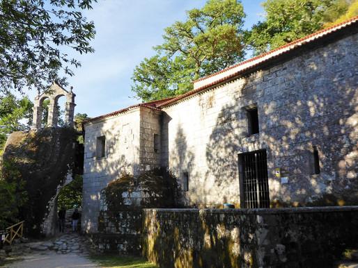 Monasterio de San Pedro de Rocas. Galicia (España)