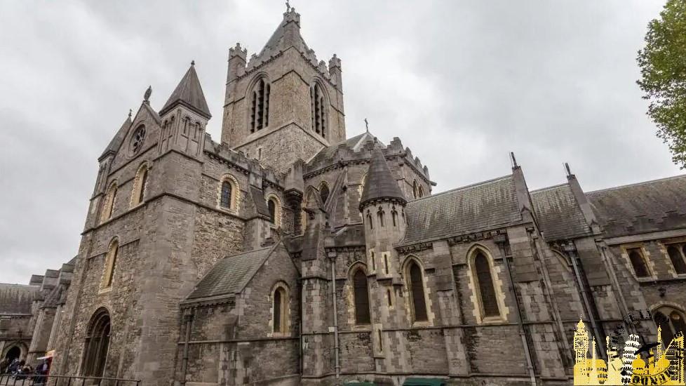 Catedral de la Santísima Trinidad. Dublín (Irlanda)