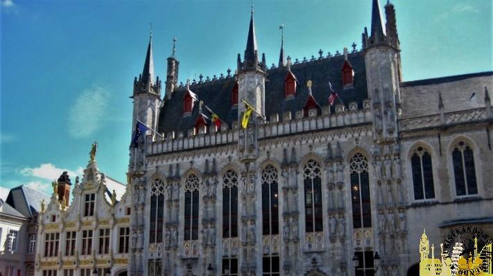 Ayuntamiento de Brujas (Bélgica)