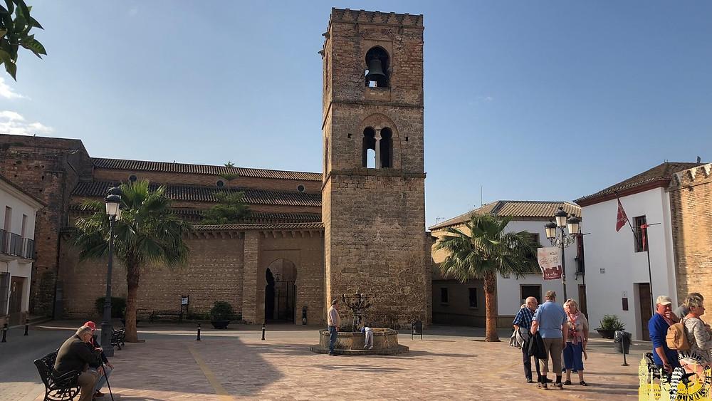 Plaza de Santa MaríaNiebla (Huelva). Andalucía