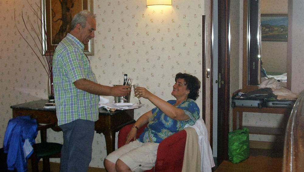 Hotel Colleverde. Agrigento (Italia)