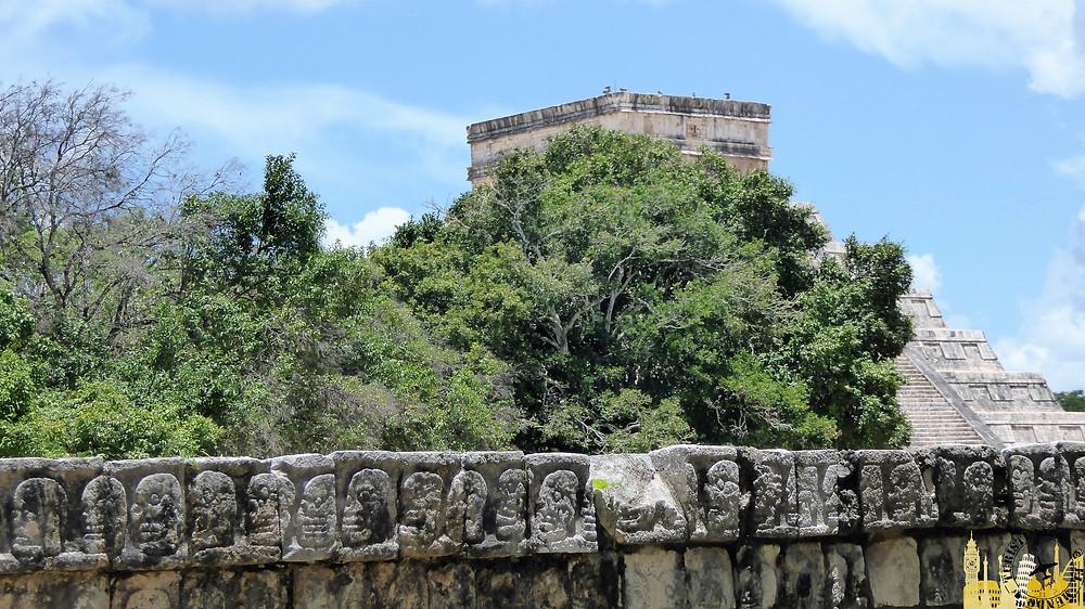 Chichén Itzá (Yucatán-México)