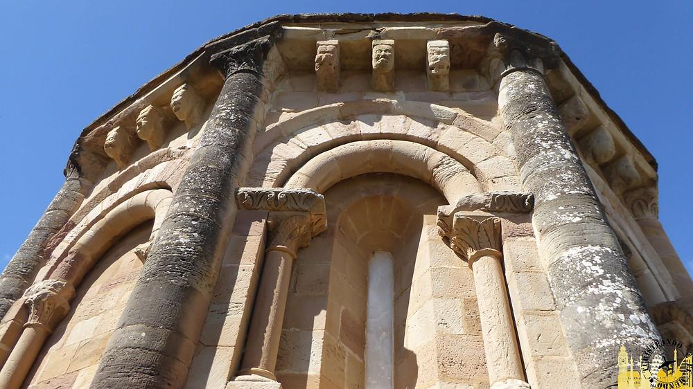Iglesia de Santa María de Eunate. Navarra
