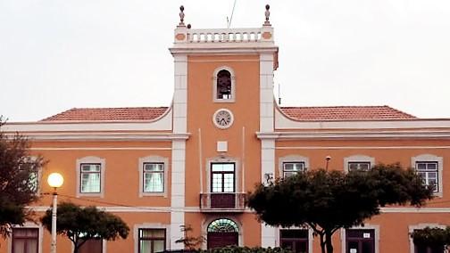 Praia. Isla de Santiago (Cabo Verde). Ayuntamiento