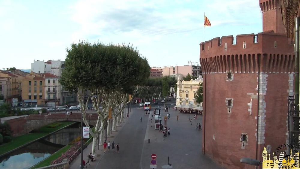 Castellet. Perpignan (Francia)